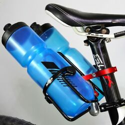 50xmzyrh Bicycle Double Water Bottle Cage Holder Mount Adapter Adjustable