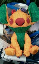 Stitch Crashes Disney Lion King Plush Limited Edition Series 3 March In Hand