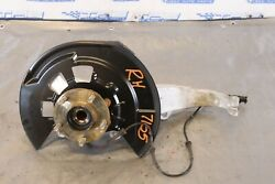 2017 Nissan 370z Nismo Edition Vq37 Oem Rh Passenger Front Spindle And Hub 7155