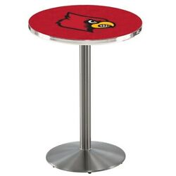 Holland Bar Stool Co. L214s3636lville 36 Stainless Steel Louisville Pub