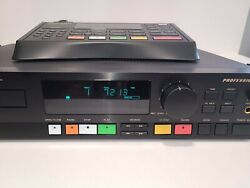Marantz Cdr 640 Professional Cd Recorder W/ Rc 640 Remote Control