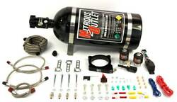 Nitrous Outlet Ford 2011-2018 Mustang/f-150 5.0l Plate System 10lb Bottle