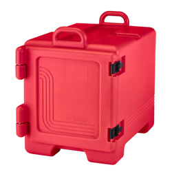 Cambro 1318cc158 Camcarrier Combo Carrier Hot Red