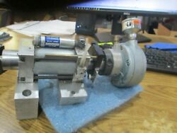 Autodrill Model 1115-1/2 High Speed Drill With Gast 2am-ncc-16 Air Motor