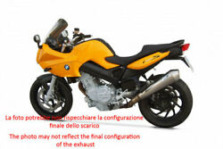 Exhaust Zard Conical Steel-carb Approved Bmw F 800 St 2006 - 13