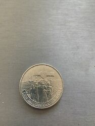 1984 Canadian Jacques 1 Dollar Coin