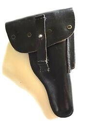 Walther P1 P38 Leather Holster F+b Marked