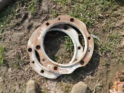 Pair Of Ford Tractor Wheel Weights Tag 936