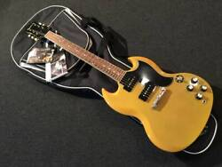 Limited Edition Rare Production Completed Epiphone 50th 1961 Sg-special Tv No.