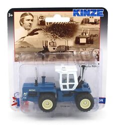164 Speccast Kinze Big Blue 4wd Tractor With Duals Nip