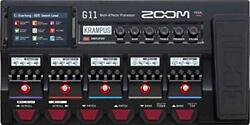 Zoom Zoom Guitar Effector / Ir Loader Featured Touch Panel Corresponding Flagshi
