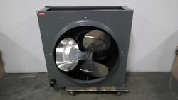 Dayton 5pv67 1/3 Hp Suspended Vertical Hydronic Wall And Ceiling Unit Heater