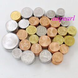 Lots 300 Pcs 30 Countries Different Coins Collections Unc 100 Real Coin Money