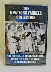 The Yankee Collection – Five DVDs Special Edition Director#x27;s Cut SEALED NEW YORK