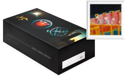 Sold Out Kubrick Art Edition Making Of 2001 + Print - Brand New