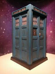 3rd Doctor Who Tardis Bandm 5.5andrdquo Classic Figure Set The Time Monster Third Dr