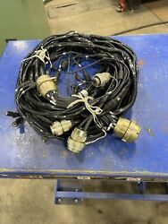 Military M52a2 5 Ton Truck Tractor Wiring Harness 10938276 2590-00-911-5653