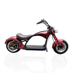M1 Electric Scooter 2000w/20ah Eco Martini By Strollwheel