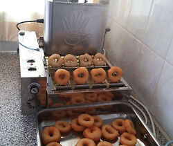570 D/hour Fully Automatic Professional Mini Donut Machine Eu Made Commercial