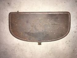 Vintage Early 1980and039s Vermont Castings Vigilant Wood Stove Top Griddle
