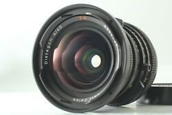 [exc+5] Hasselblad Carl Zeiss Distagon T Cf 40mm F/4 Fle 500 503 From Japan 259