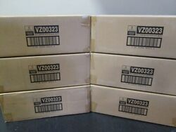 Lot Of 6 New Vaultz Vz00323 Locking Storage Chests/carrying Cases 6x18x13