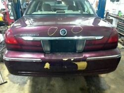 Passenger Front Door Without Armored Option Fits 03-11 Crown Victoria 10137327