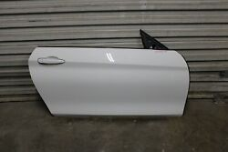 Right Front Door Handle Glass Lock White 300 Bmw Oem F32 F82 428i 435i 430 Coupe