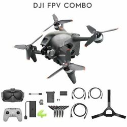 Dji Fpv Combo Included Drone Goggles V2 And Remote Controller