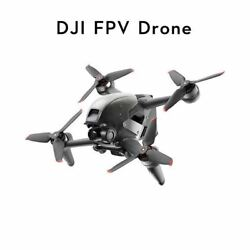 Dji Fpv Drone 4k/60fps Video Compatible With Dji Fpv Goggles V2