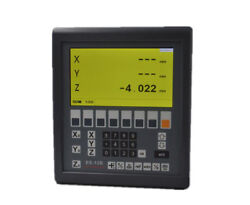 Es-12b 3 Axis Digital Display Controller Readout Dro With 3pcs Linear Scales