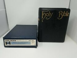 Holman Family Bible King James Version 12n Excellent Like New Condition
