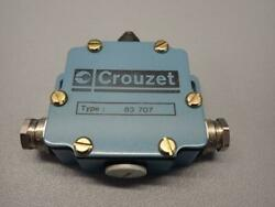 83707 - Crouzet - 83 707 / Module End Racing With Contact Non / Nf Used