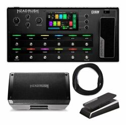 Headrush Pedalboard Monitor Frfr-108 Cable With Exp Pedal Guitar Amplifier