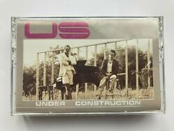 1988 Us Under Construction Cassette Gist Private Detroit Synth Aor Smooth Rock