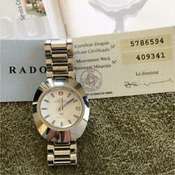 Rado Five Star Limited 1962/2002 Skeleton White Dial Stainless Steel Mens Watch