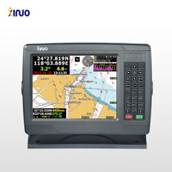 Xinuo 10.4 Inch Marine Gps Chart Plotter Support C-map Sd Xf-1069 Navigation
