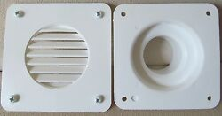 New Battery Vent With Cone Backing Plate For Rv Camper Trailer Motorhome
