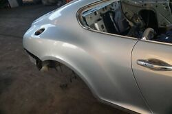 Rear Right Quarter Panel Structural Body Cut Bentley Continental Gt 2005