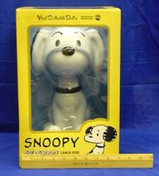 Snoopy 1950and039s Edition Large Vcd Vinyl Collectible Dolls