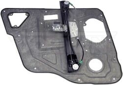 Power Window Motor And Regulator Assembly Fits 08 09 Ford Taurus X Freestyle