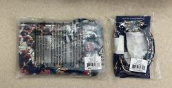 Vera Bradley Harry Potter Zip Id Case And Lanyard, Limited Edition, New