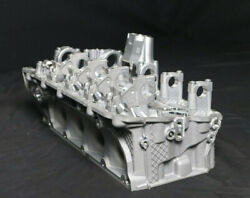 New Oem Bmw X6 M F96 S63 B44b Engine Cylinder Head Without Valve Gear Bank 2 5-8