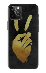 S3525 Victory Hand Sign Case For Iphone Samsung Smartphone Etc