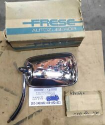 Frese Vw Beetle Hinge Door Mirror Rh Side Nos Condition Split Bug Vintage