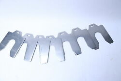 Msd100-5 Metal Shim Stock 300 Stainless Steel .100 X 5 - 7 Pack