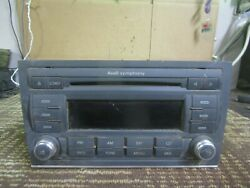 06 07 08 Audi A4 Radio Stereo Audio Screen Cd Player Receiver Am Fm 7647034380
