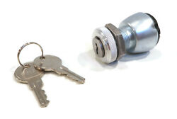 Ignition Switch With 2 Keys For E-z-go Workhorse Utility Truck 800 1200 Cart