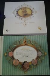 2012 Us Mint Born In The United States Coin Complete Set
