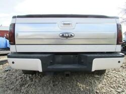 2013-2016 Ford F250 Super Duty Tailgate Assembly W/ Camera Step Platinum Panel